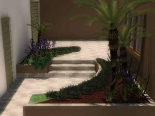 Projekty,   zaprojektowane przez Luiza Soares - Paisagismo