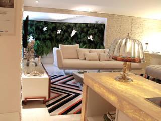 Studio Casa Cor Goiás 2014 Cozinhas modernas por Mahanaim Engenharia e Arquitetura Moderno