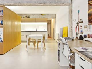 Salle à manger minimaliste par keragres Minimaliste