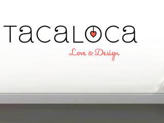 Vinilos decorativos de Tacaloca Moderno