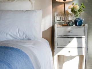 Klasyczna sypialnia od Celia Crego Klasyczny
