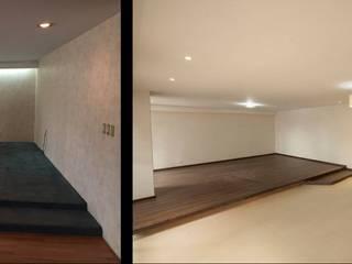 Remodelacion de departamento:  de estilo  por RTZ-Arquitectos