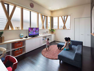 株式会社タバタ設計 Living room