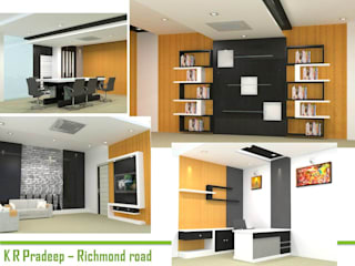 commercial:  Study/office by BAVA RACHANE