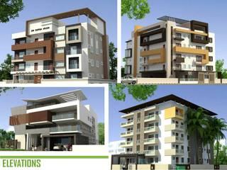 Apartment Minimalist houses by BAVA RACHANE Minimalist