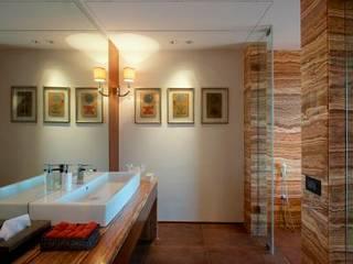 Modern Banyo Atelier Design N Domain Modern