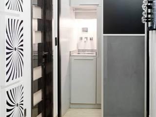 Remodelación de apartamento Cocinas de estilo clásico de Belhogar Diseños, C.A. Clásico
