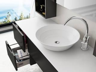 Baños de estilo  por Yurba
