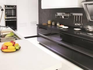 Cocinas modernas de EQUS Moderno