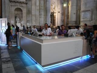modern  by Rubí & Del Árbol_arquitectos, Modern