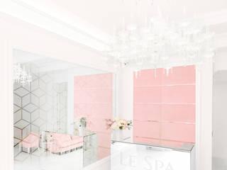 Ayuko Studio Clínicas de estilo clásico Blanco