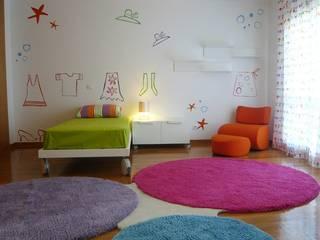 Quartos Criança Quartos de criança modernos por Consigo Interiores Moderno
