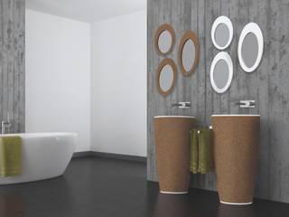 Lavatório NATUR por AMA Design Eclético