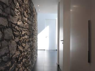 Luc Spits Architecture Ściany i podłogiWykładziny ścienne i podłogowe