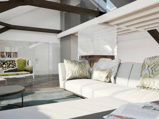 Praga - Appartamento:  in stile  di PLASTICO.design