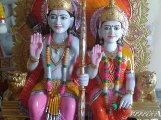 Shri Ram Sita:   by Vinod Murti Museum