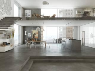 Commercial Spaces โดย PLASTICO.design, โมเดิร์น