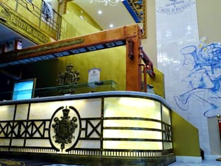 CASA PORTUGUESA DO PASTEL DE BACALHAU por Darq2 - Arquitetura e Design Clássico