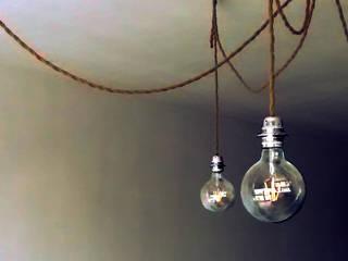 Proyecto lumínico:  de estilo  de lularquitectos