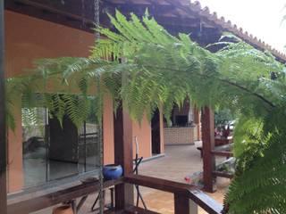 ANALU ANDRADE - ARQUITETURA E DESIGN Casas de estilo rural