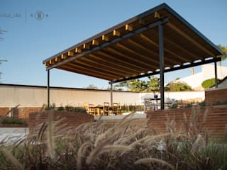 Región 4 Arquitectura Giardino minimalista