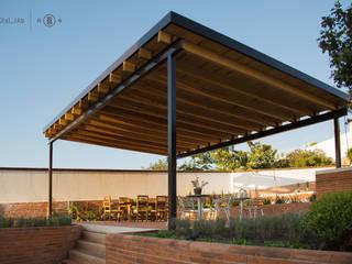 Vườn phong cách tối giản bởi Región 4 Arquitectura Tối giản