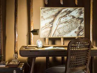 Casa Cor 2015 - Living Salas de estar modernas por Melina Mundim | Design de Interiores Moderno