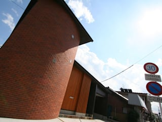 輝けるコート  The court which can shine : 遠藤知世吉・建築設計工房が手掛けた家です。