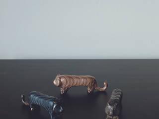 林悠介デザイン原型の干支シリーズ: 大寺幸八郎商店が手掛けた折衷的なです。,オリジナル