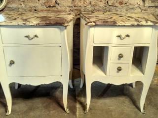 MESITAS DE LUZ de Muebles eran los de antes - Buenos Aires Clásico