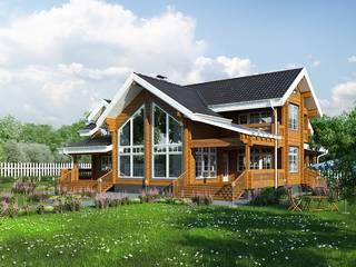 Classic style houses by Design studio of Stanislav Orekhov. ARCHITECTURE / INTERIOR DESIGN / VISUALIZATION. Classic