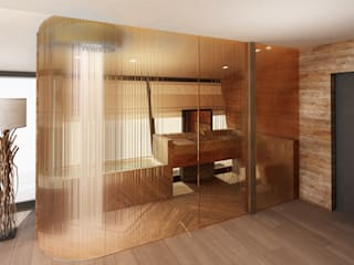 浴室 by Avogadri simone archi3d