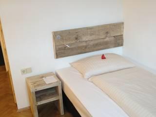 Tischlerei Charakterstück BedroomBeds & headboards Wood