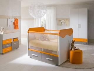 BedRooms Çocuk Odası Tasarımları – Cometa Bebek Odaları: modern tarz , Modern