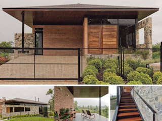 Casas rurales de UNION Architectural Concept Rural