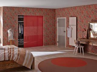 Betten und Schlafzimmer: moderne Schlafzimmer von Tischlerei Charakterstück