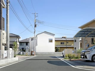 昭和町の住宅: 一級建築士事務所 上野アトリエが手掛けたです。,