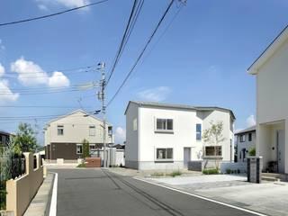 昭和町の住宅: 一級建築士事務所 上野アトリエが手掛けたです。