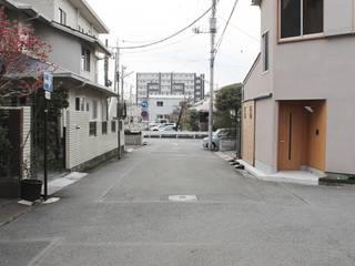 沼津の住宅: 一級建築士事務所 上野アトリエが手掛けたです。,