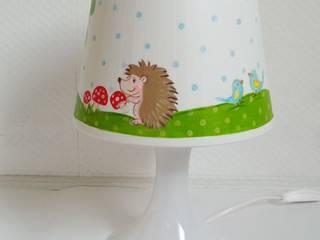 Kinderzimmerlampe ❤ Wald:   von Mimi&Loui