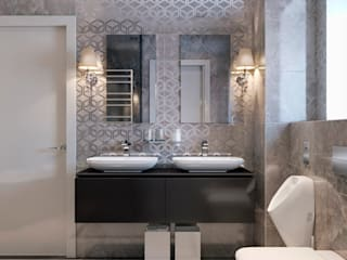 Modern bathroom by EJ Studio Modern