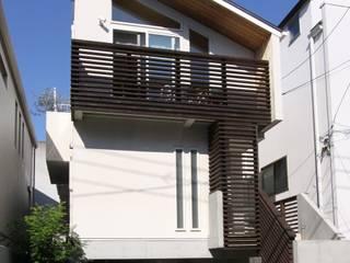 アトリエグローカル一級建築士事務所 Scandinavian style houses