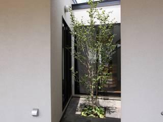 アトリエグローカル一級建築士事務所 Casas de estilo escandinavo