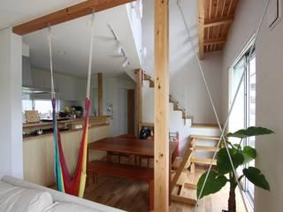 Ruang Makan by アトリエグローカル一級建築士事務所