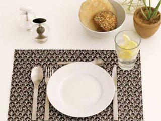 Blanco y negro para la mesa by Let me Grow de Severina Kids Almacén Feliz ComedoresAccesorios y decoración Papel Blanco