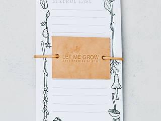 Blanco y negro para la mesa by Let me Grow de Severina Kids Almacén Feliz CocinasAccesorios y textiles