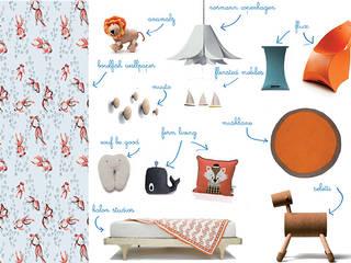 Arredi evolutivi per la camera dei bambini amisuradibimbo Stanza dei bambini in stile mediterraneo