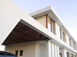 Murs & Sols modernes par Ramirez Arquitectura Moderne