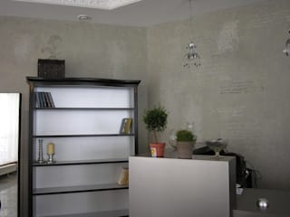 мастерская22 Office spaces & stores Grey