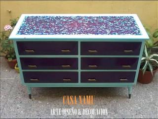 modern  by CASA NAMU arte diseño & deco, Modern